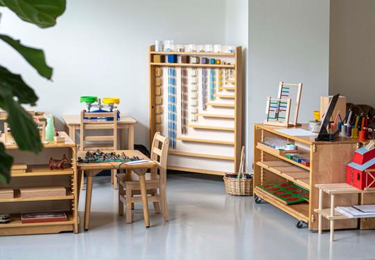 Montessori Math Room Long Island