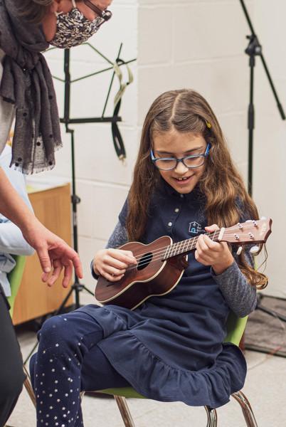 The School House_Music Class Ukelele_DSC