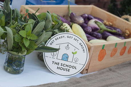 Farmstand Long Island The School House Garden