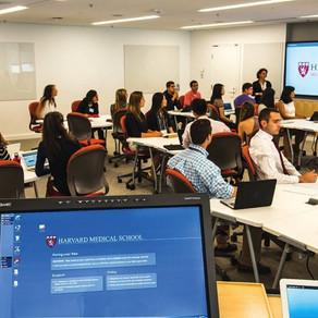 Harvard Emphasizes Project Based Learning