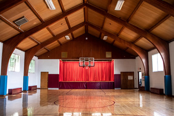 Performance Stage at The School House