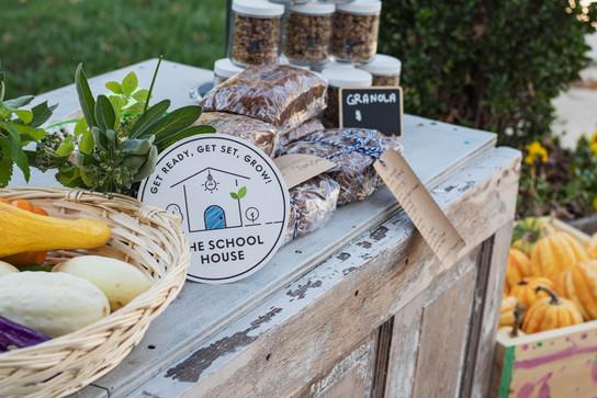 Farmstand Long Island The School House Zucchini