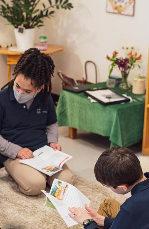 The School House_E1 Kids Reading_DSC_977