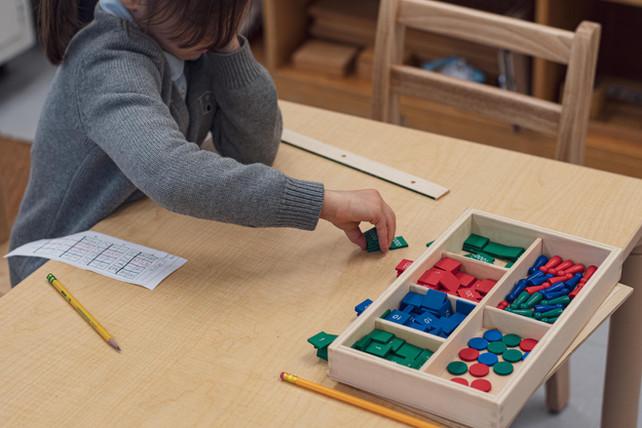The School House_Primary Girl Math 2_DSC