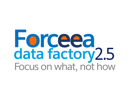 Better definition management with Forceea v2.5