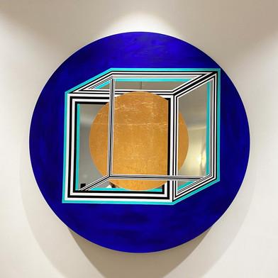 The circle' square ° Diam 95 cm ° 1.200€