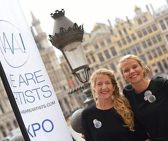 Barbara Greindl & Isabelle Derecque WAA4