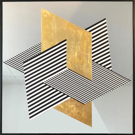 Three ° 60 x 60 cm ° (Sold)