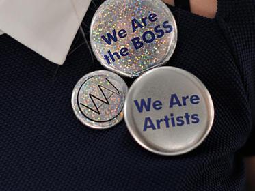 Badges WAA by OH Olivia Hainaut