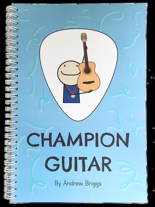 Champion Guitar Book
