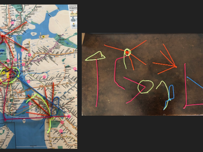 Design Research & Co-Ideation for NYC Mobility Systems