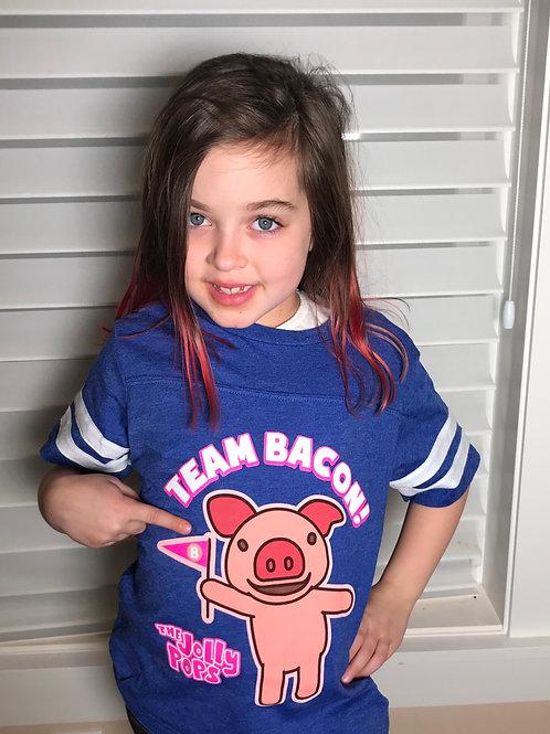 """Team Bacon"" T-Shirt"