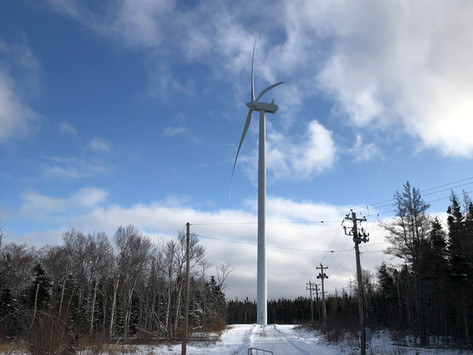 RE Royalties Acquires Royalties on 40 MW Wind Energy Generation Projects in Nova Scotia
