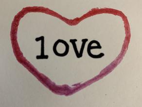 Getting Crafty: Hearts Edition