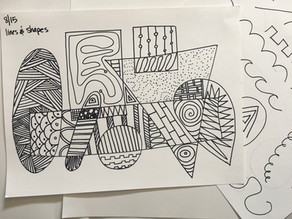 Doodling: Quick Lines and Shapes