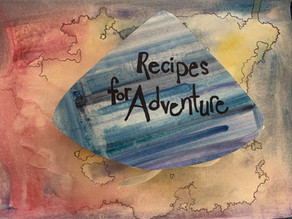Recipes Circle Pages Book!