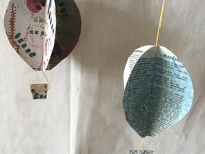 Balloon Fiesta: Hanging Paper Arts Version