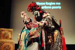 Peking Opera @the British Library