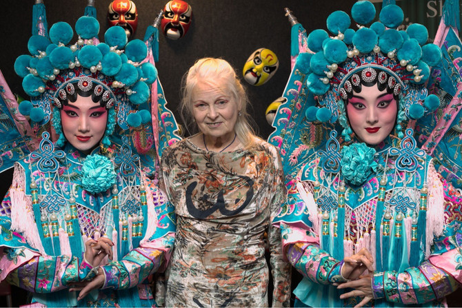 Opening Night of the China National Peking Opera Company at the Sadler's Wells Theatre