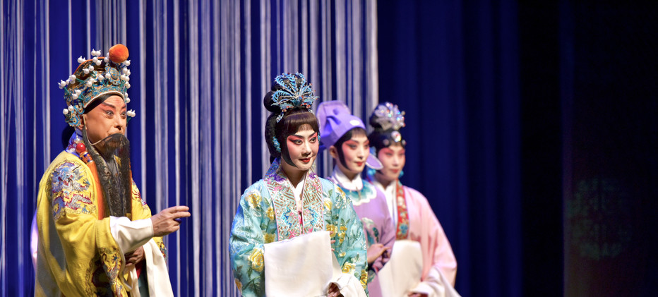 The Emperor and The Concubine