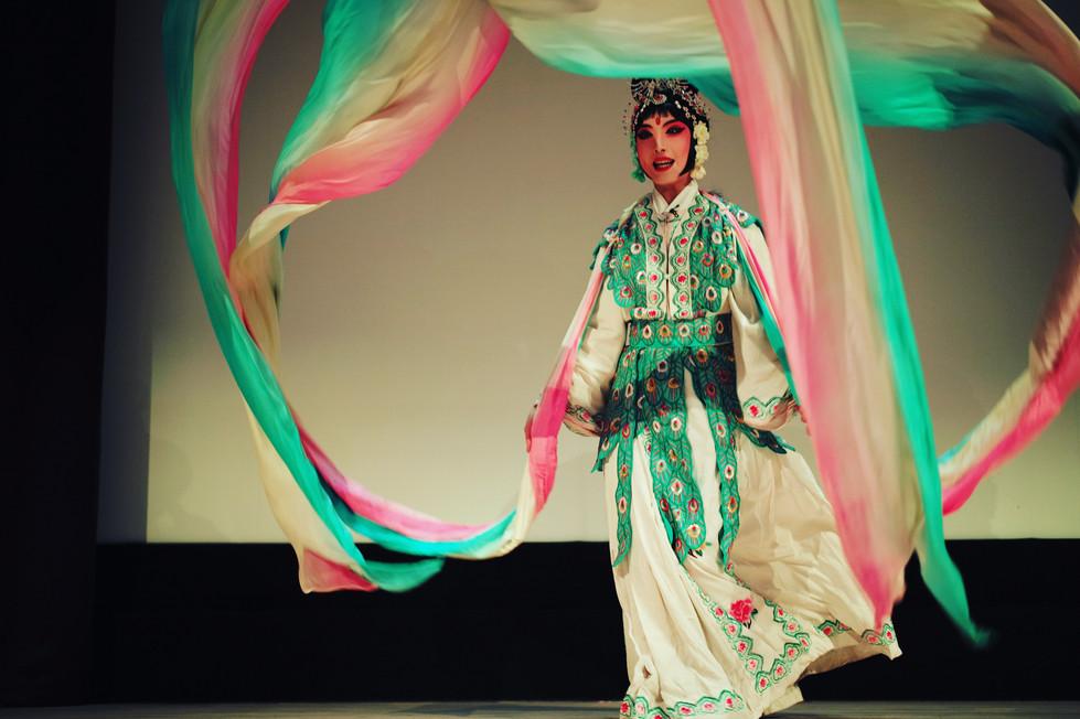 Peking Opera at the British Library