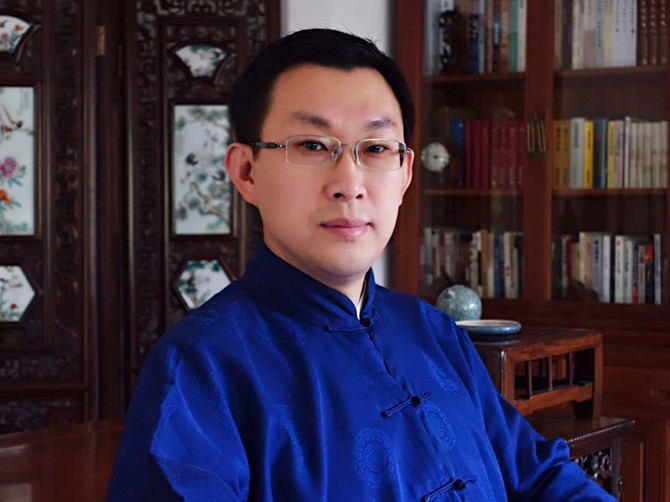 ISLINGTON FACES Interviews Kevin Zhang about this months Peking Opera