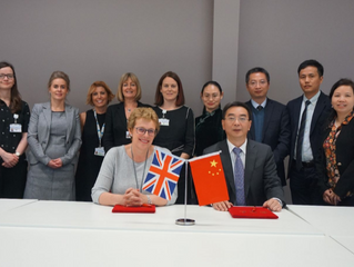 A new Chapter in International Healthcare Co-operation