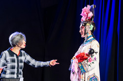 Peking Opera workshop