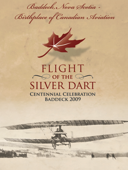 Flight of the Silver Dart