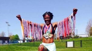 Natasha Bacchus - 2019 Runner up