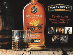 40 Creek Whisky