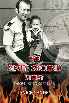 Janice Landy Author, Journalist, Writer, The Sixty Second Story