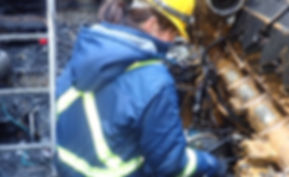 Forensic Fire Analysis Investigation Learning and Training