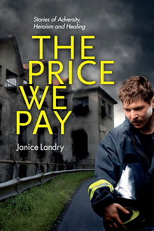 Janice Landy Author, Journalist, Writer, The Price We Pay