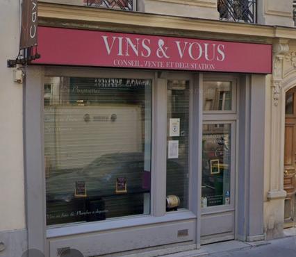 VIN & VOUS