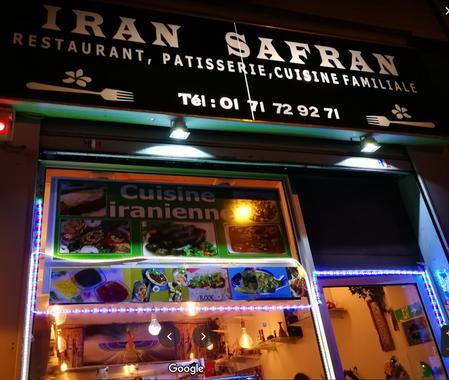 IRAN SAFRAN