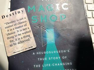Into the Magic Shop 瞑想に興味がある方におすすめの本