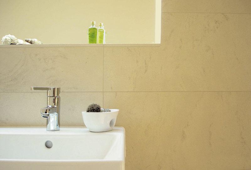 parete pvc bagno
