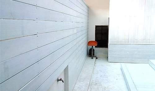 divisorio legno bianco