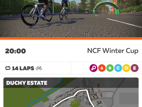 Zwift NCF Winter Cup