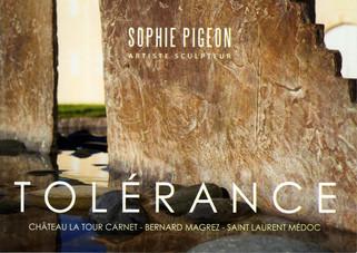 SOPHIE PIGEON - Album photo TOLERANCE