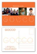GOCCO - Carte Postale R°V°