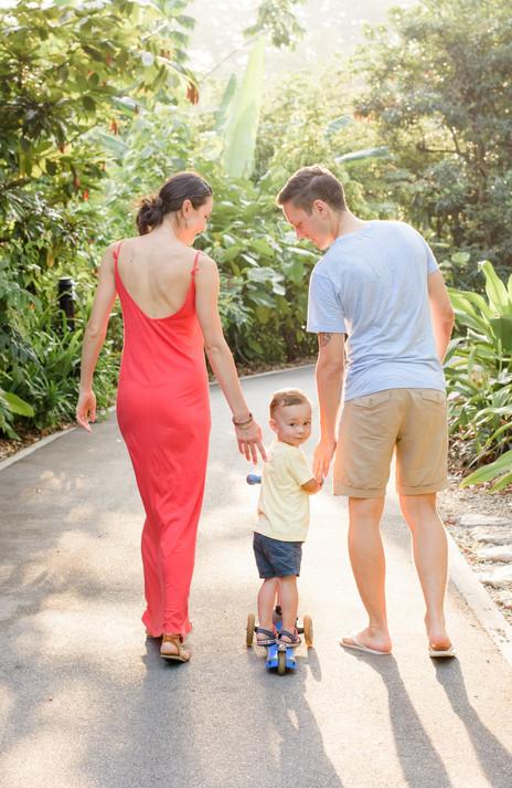 Singapore Lifestyle Photographer | Nic Imai Photography | family photography Botanic Gardens Singapore