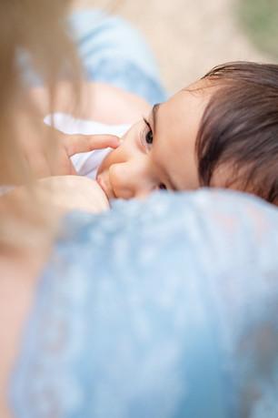 Singapore Lifestyle Photographer   Nic Imai Photography   Outdoor breastfeeding photo session baby