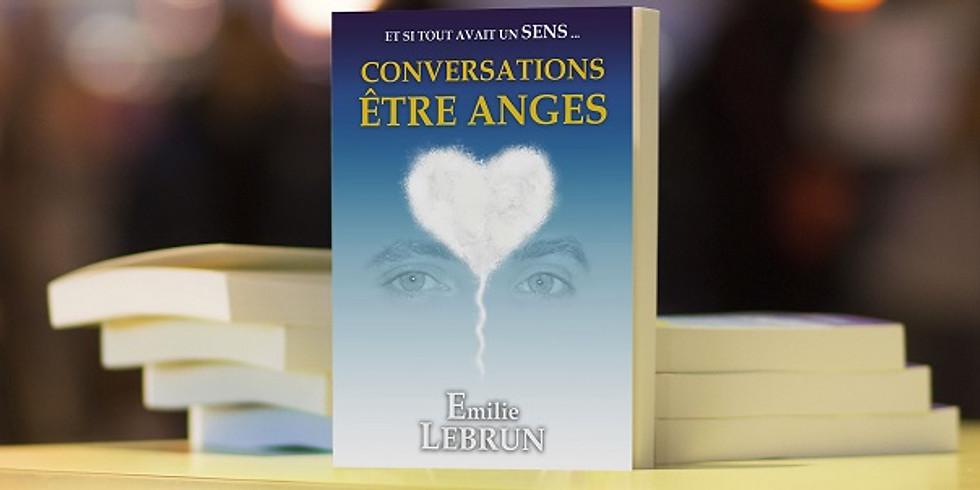 """Précommandes """"Conversations être anges"""""""