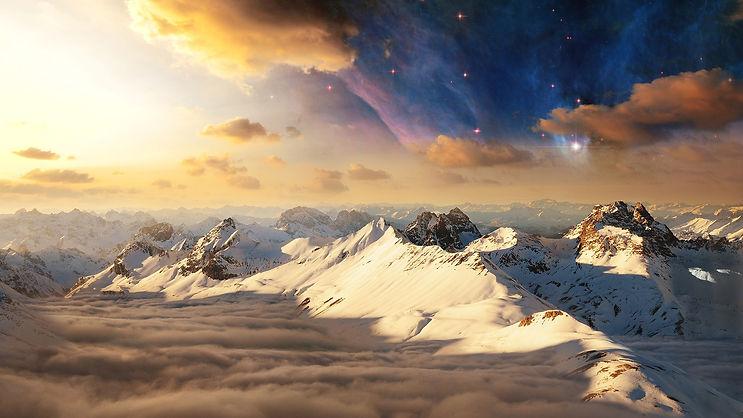 sunlight-landscape-mountains-digital-art