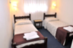 Habitación Doble Twin del Hotel del Norte