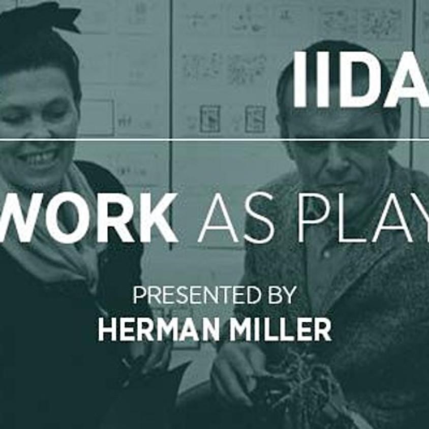 Work As Play CEU, Presented by Herman Miller