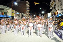 Carnaval de Artigas está jogando