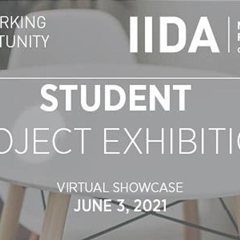 Student Project Exhibition - Virtual Showcase
